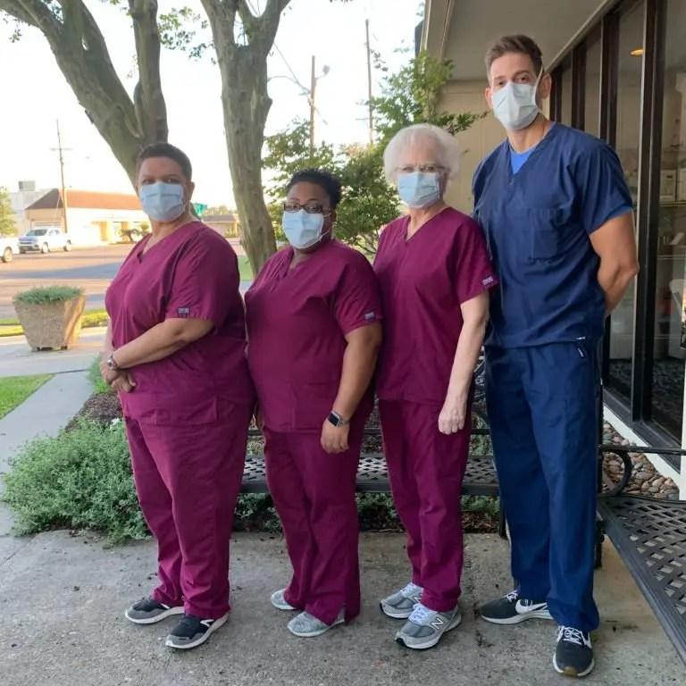 Hygienist in Lafayette, LA