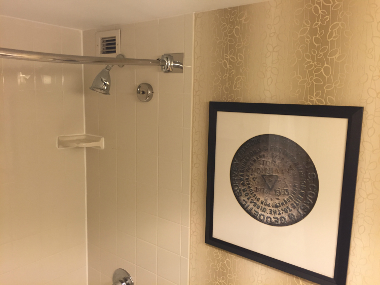 standard-shower