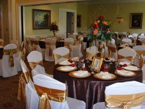 Wedding Venue: Deercreek Country Club. Jacksonville, FL.