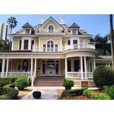 Wedding Venue: Burroughs Home & Gardens, First Street, Fort Myers, FL.