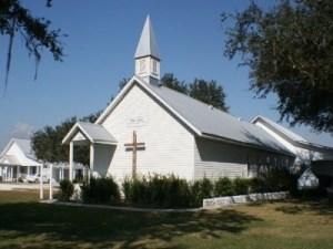 Pine Level Methodist Church Church wedding Venue in Desoto County - Arcadia, FL