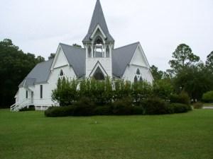 Presbyterian Marriage in Starke, Fl
