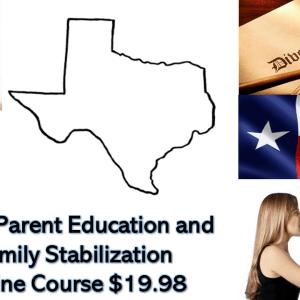 Texas Divorce Course