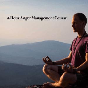 Online Anger Management Course Level 1