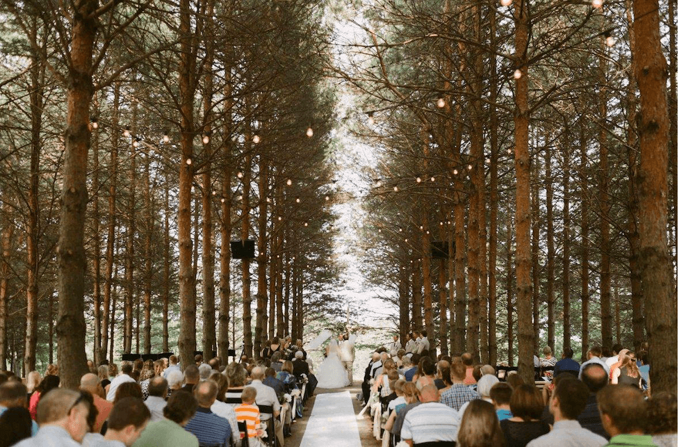Minnesota Premarital Education Course, Kandiyohi County, Minnesota, Stonewall Farms Wedding
