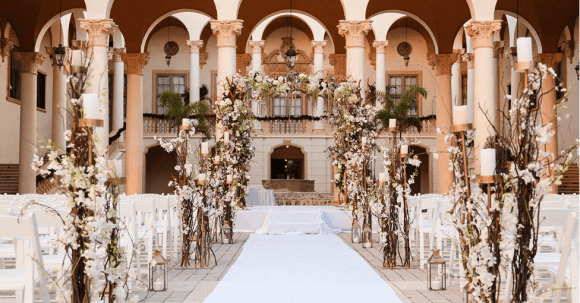 Florida Premarital Preparation Course, Miami-Dade County, Florida, The Biltmore Hotel Wedding
