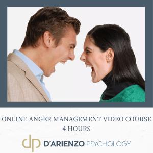 4 hour anger management training level 1