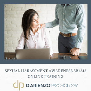 sexual harassment training course online