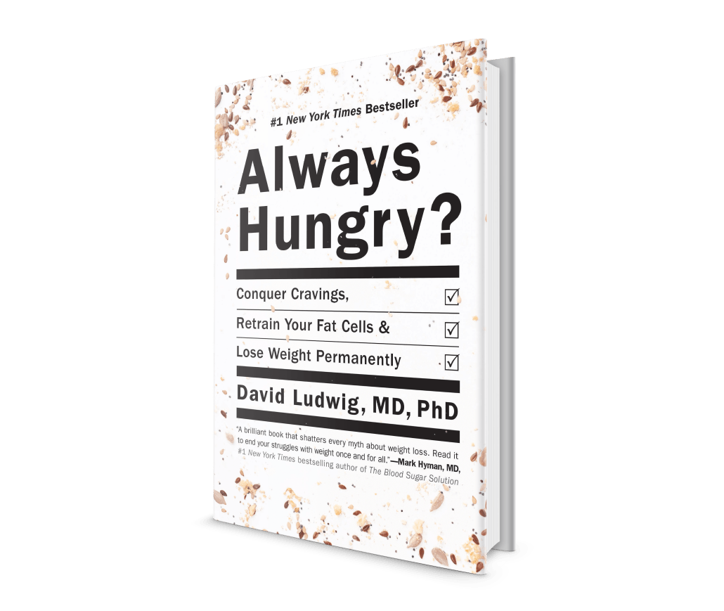 Always Hungry - Ludwig - 3D Book Cover