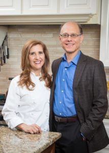 Chef Dawn and Dr David Ludwig