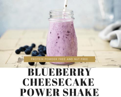 Blueberry Power Shake