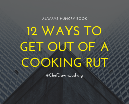 Cooking Rut
