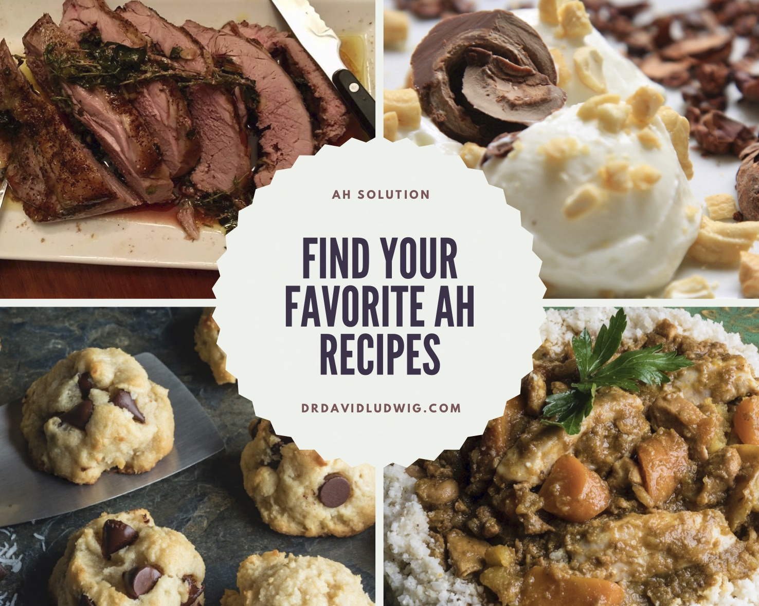 AH Recipes Thumbnail
