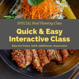 Quick and Easy Interactive Class