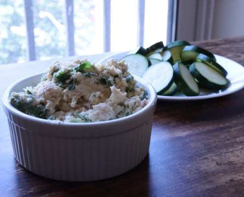 3-ingredient recipe: Egg tahini salad