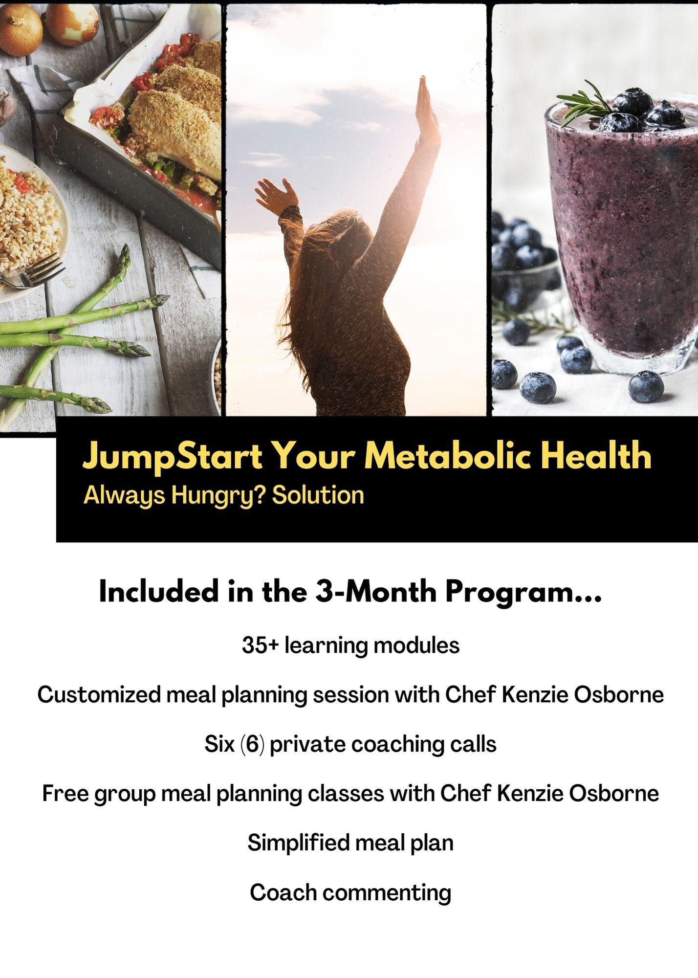 JumpStart Program Flyer