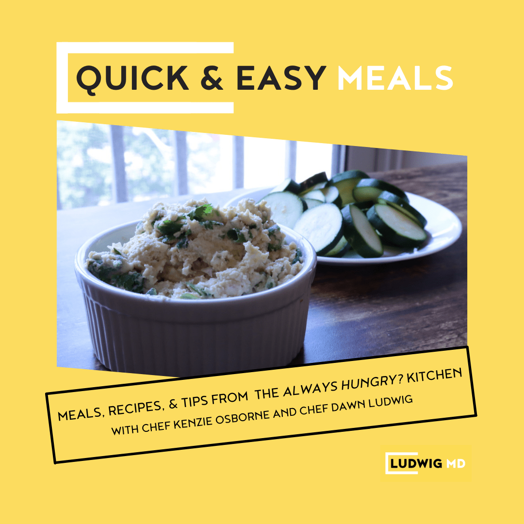 Quick and Easy Meals Class Thumbnail