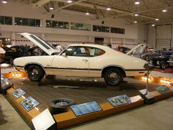 Olds BODY & CHASSIS
