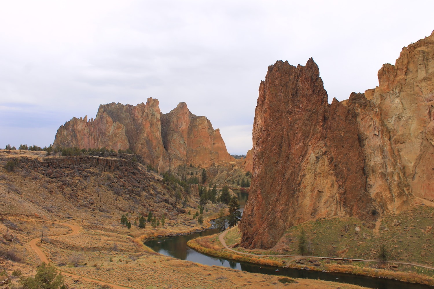 The Rock of Bend, Oregon by Zoey Miller, Don Dexter Gallery, Eugene, OR