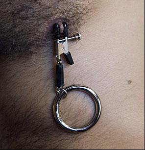Fetish nipple sucking devices