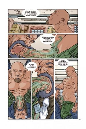 pornomicon page  15