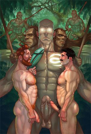 Butch McLogic PROMO---Tug-Harder-Modern-Ape-Cover