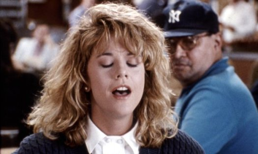 It's not always clear if a woman is really having an orgasm, as Meg Ryan demonstrated in When Harry Met Sally.