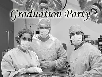 Dr Jamie, Dr Blake, Dr Danny