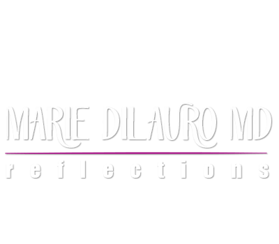 Marie DiLauro MD name logo
