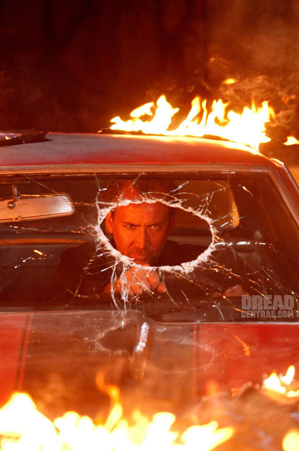 Nicolas Cage Couldn't Be More Pissed in Latest Drive Angry Still