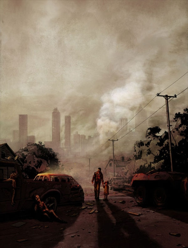 Dread  Central's Exclusive First Look at the Upcoming Walking Dead Game