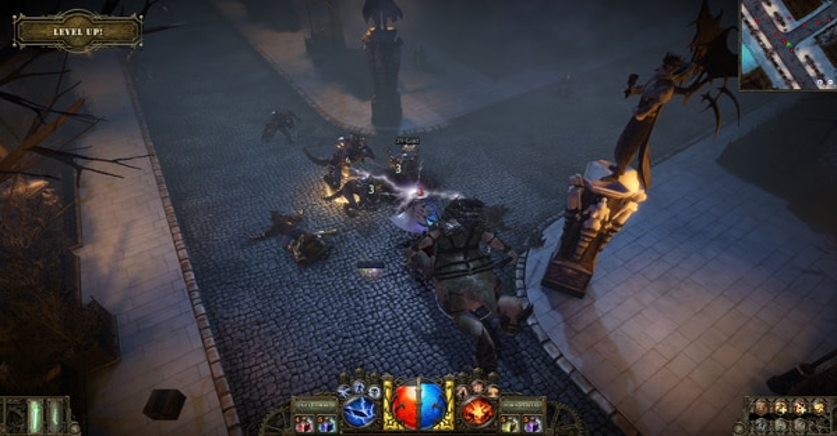 New Screenshots Revealed for The Incredible Adventures of Van Helsing
