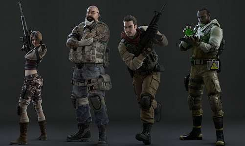 Play as Spec Ops in Resident Evil: Operation Raccoon City  Downloadable Mission