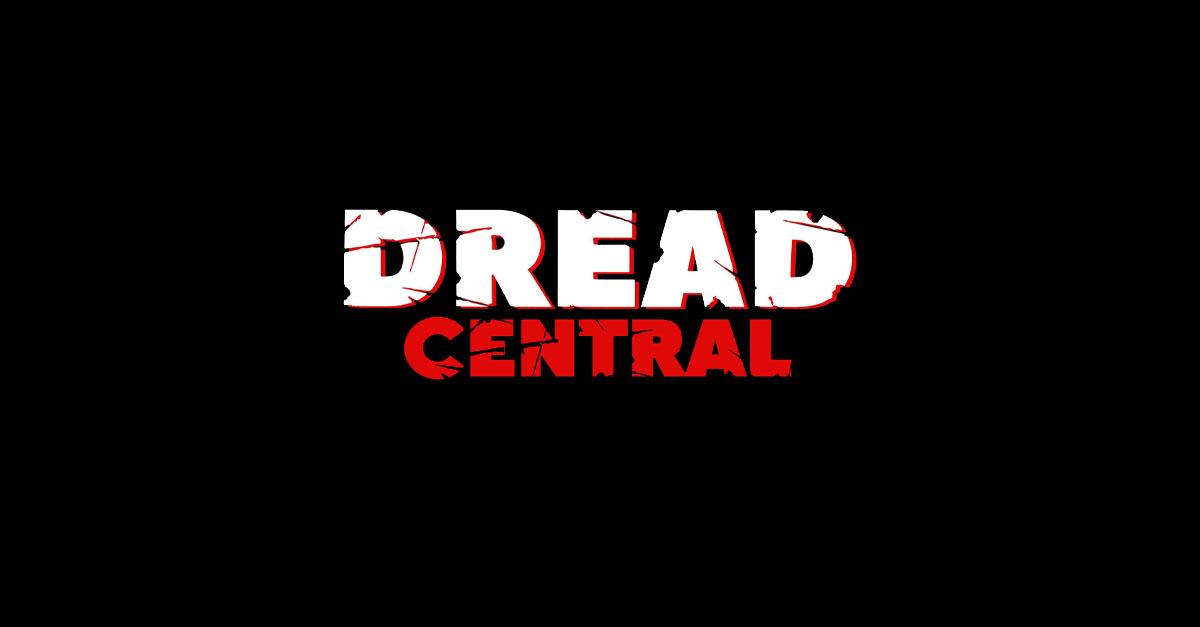 Monty Bane with Jordan Trovillion in scene from Sucker