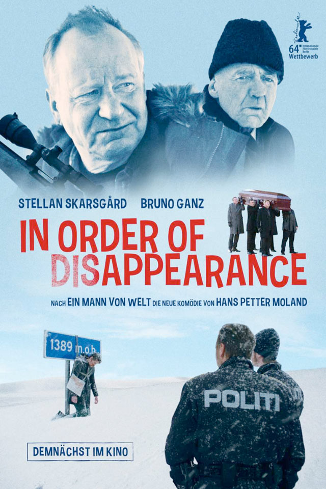 In Order of Disappearance - Exclusive: Hans Petter Moland Discusses His Revenge Thriller In Order of Disappearance