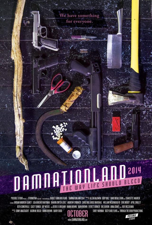 5th Annual Damnationland in Maine