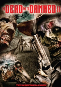 dead and the damned 2 210x300 - Dead and the Damned II, The (DVD)