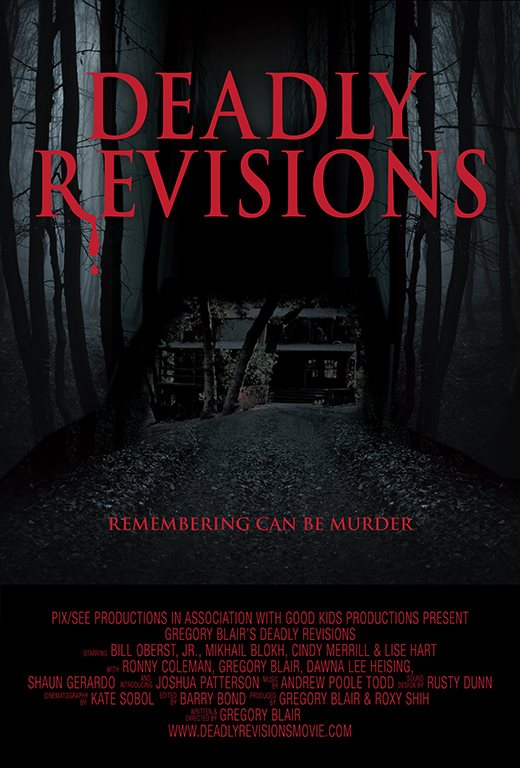 deadly revisions - New Stills and Release Details Arrive for Deadly Revisions
