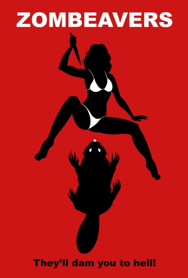 Zombeavers Poster 691x1024 - Zombeavers Surface in the United States