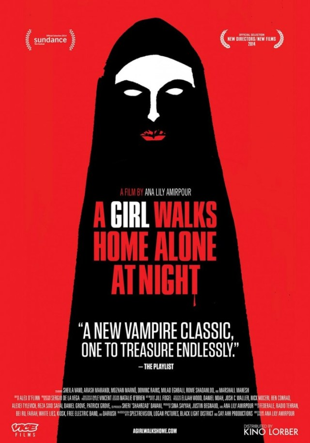 girl walks home alone at night xlg 717x1024 - Exclusive: Ana Lily Amirpour Talks A Girl Walks Home Alone at Night and What's Next