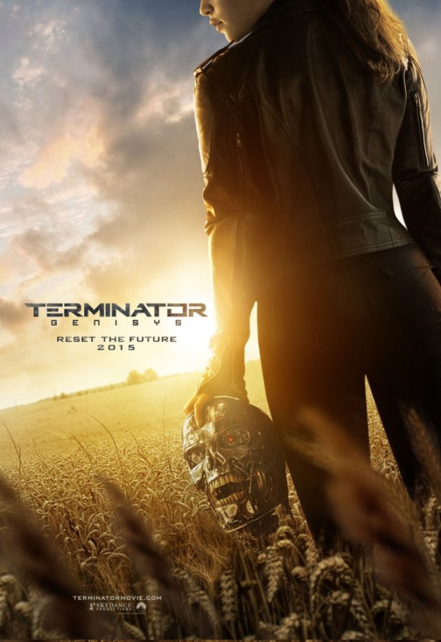 terminator genisys poster 703x1024 - New Terminator Genisys TV Spot Helps Out