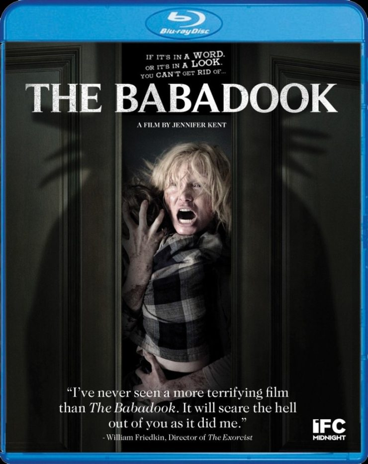 babadook blu ray - Scream Factory and IFC Midnight Teaming for The Babadook Home Video Release
