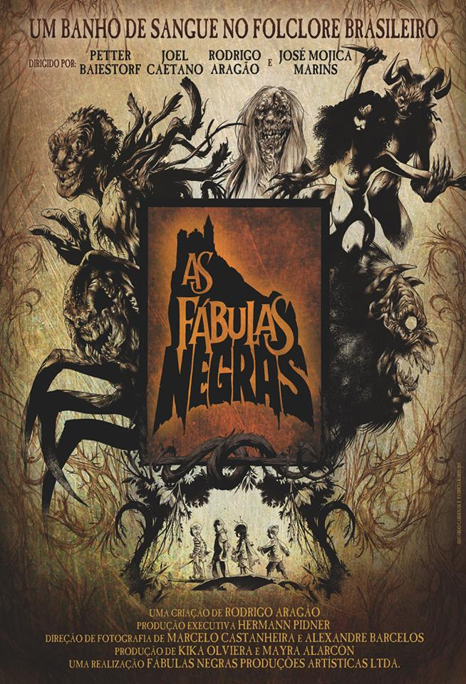 black fables - Coffin Joe on Hand to Tell One of The Black Fables (As Fabulas Negras)