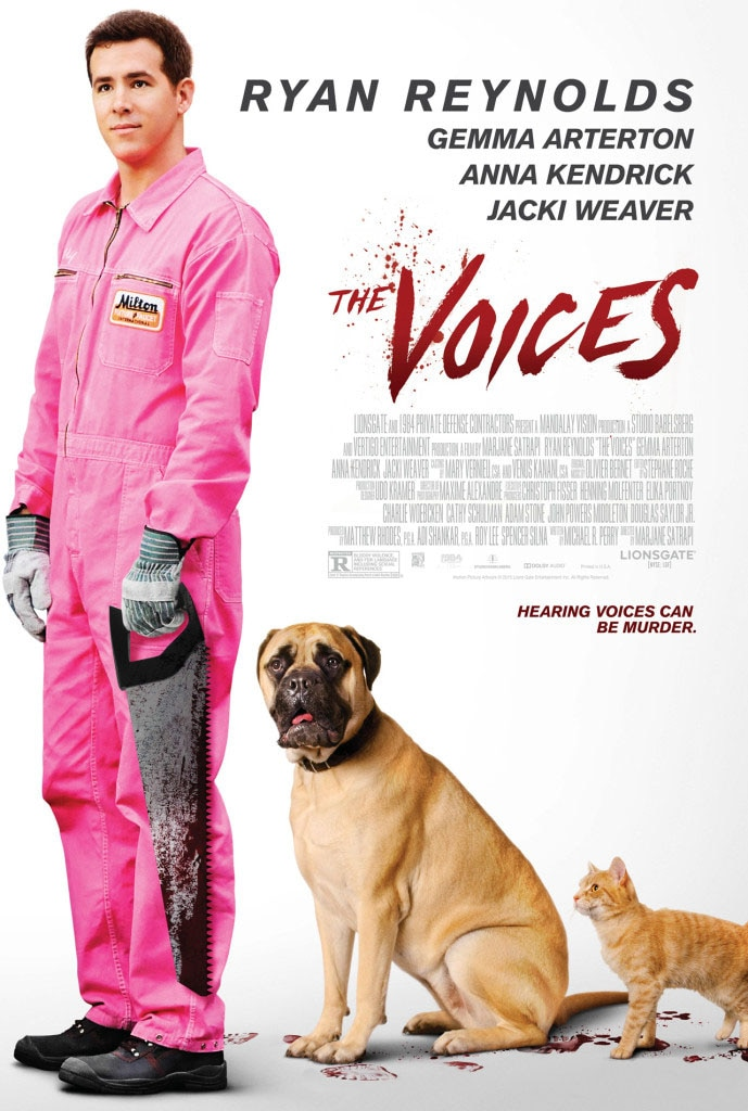 the voices - Exclusive: 5 Fun Questions with The Voices Director Marjane Satrapi