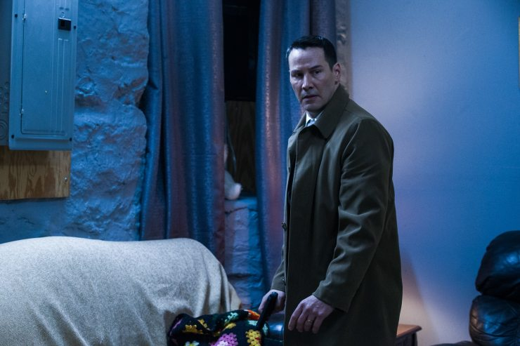 Daughter of God 1 - EFM 2015: Keanu Reeves Searches for the Daughter of God