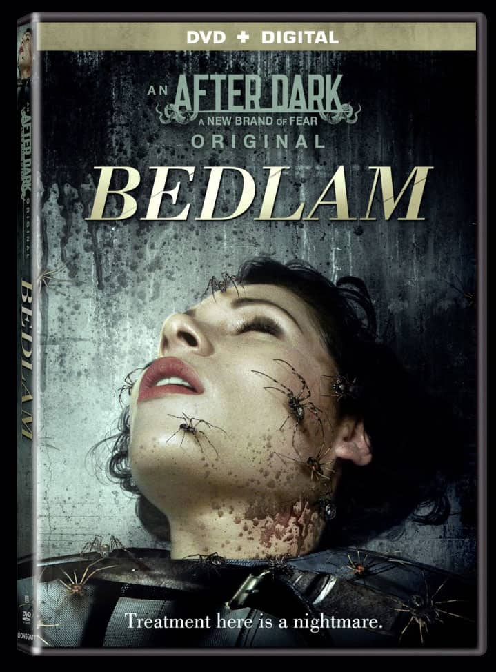 bedlam - It's Bedlam on DVD for After Dark