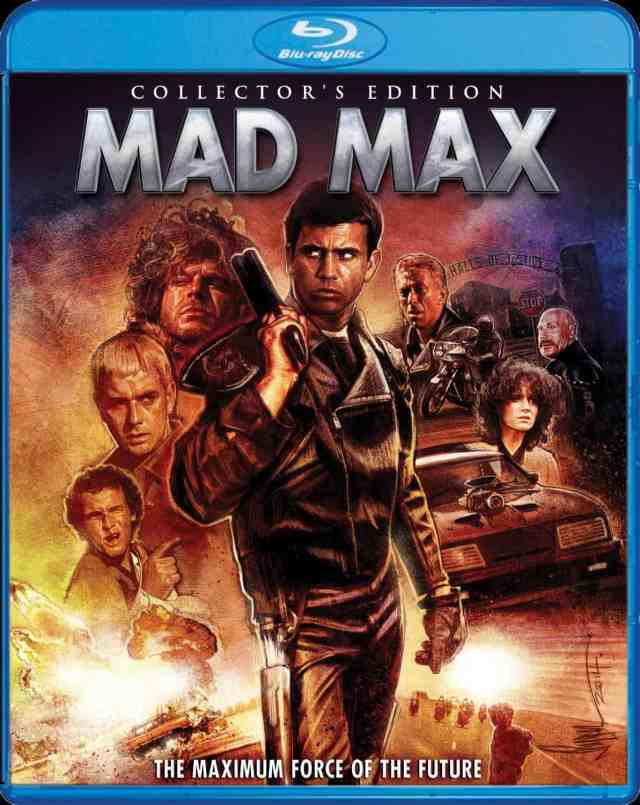 mad max - Full Details on Scream Factory's Ass-Kicking Mad Max Collector's Edition Blu-ray