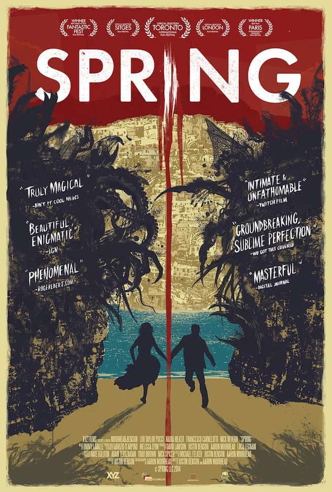 spring international poster - Spring - Comment On this New Video