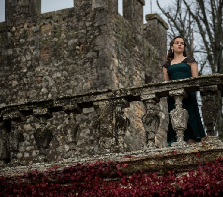 voice from the stone - EFM 2015: First Look at Emilia Clarke in Voice From the Stone
