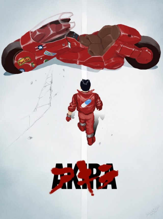 akira 761x1024 - Live-Action Akira Movie No Closer to Reality Says Jaume Collet-Serra